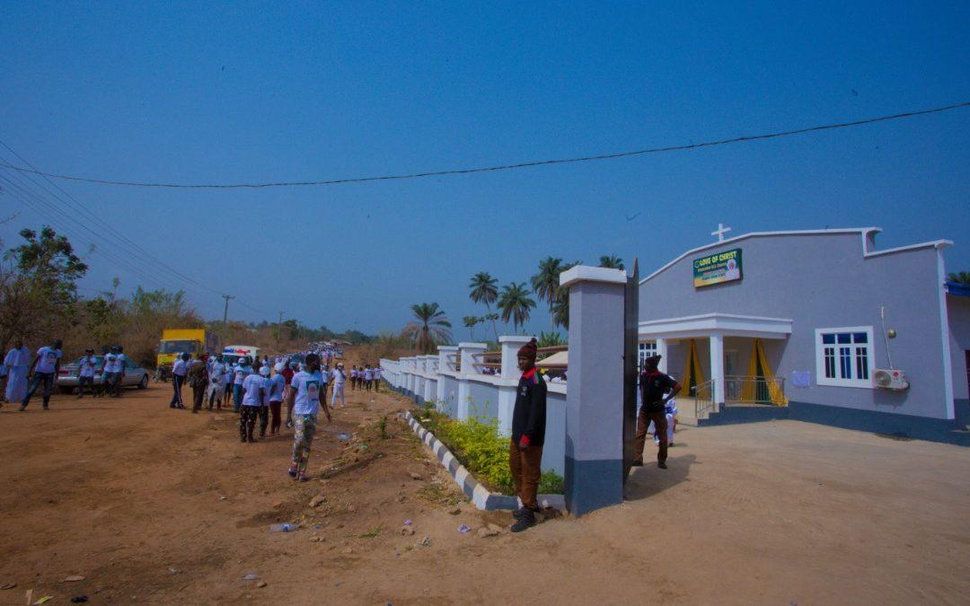 Opening of Igbaye Branch